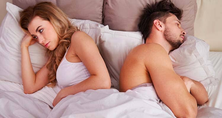 Husband not Interested Sexually