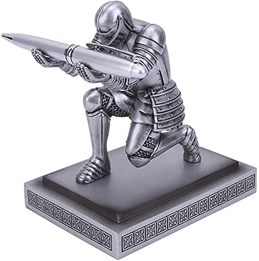 CYXStar Knight Pen Holder