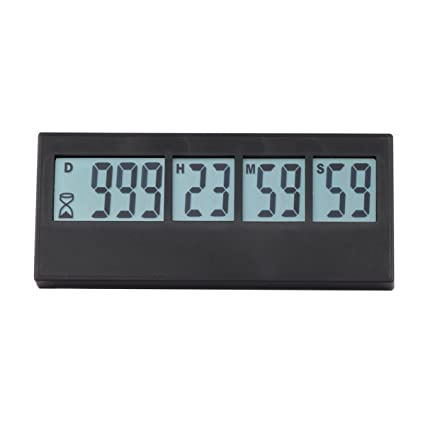 Aimila 999 Days Digital Countdown Clock