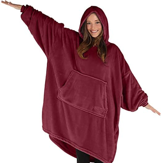 THE COMFY Microfiber Wearable Blanket