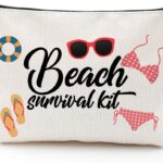 Women's Cosmetic Kit Bag For The Beach