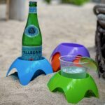 Unique Drink Holders For The Beach