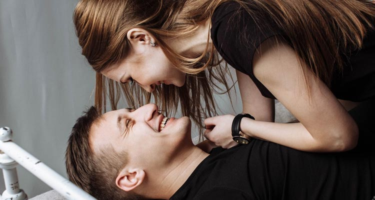 Sex important for intimacy