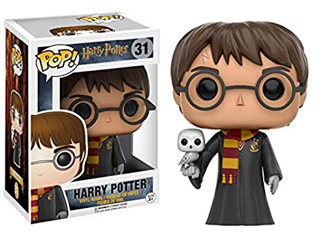 A must have for a Potterheads desk space or bedside table