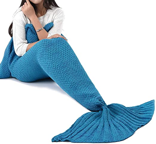 mermaid blanket, an amazing gift for your girlfriend