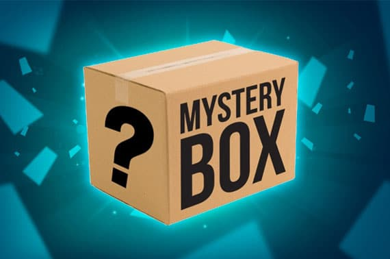 Mystery Box a perfect gift