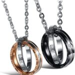 matching set of necklaces
