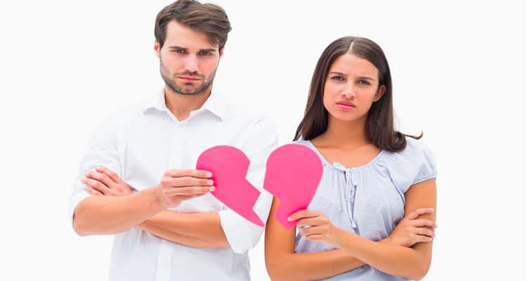 what are signs you should break up