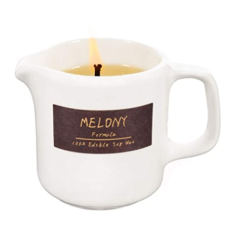Melony Massage Oil Candle