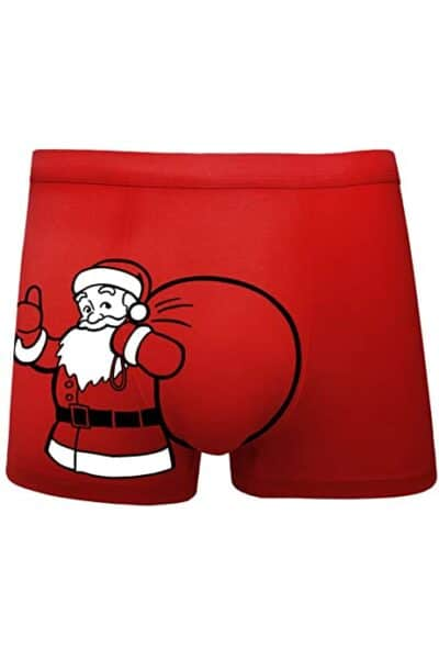 Men's Christmas Underwear