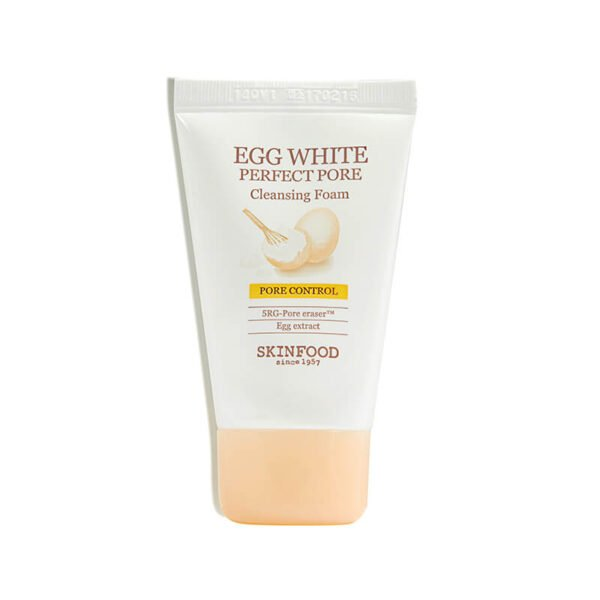 SKIN FOOD Egg White Perfect Pore Cleansing Foam