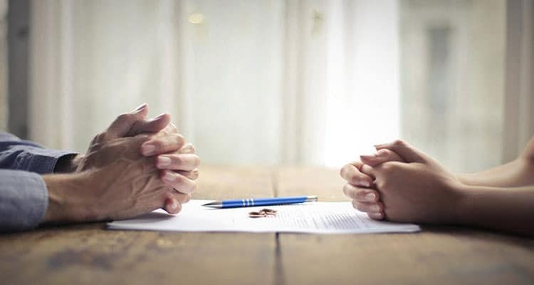 Legal Options marriage separation