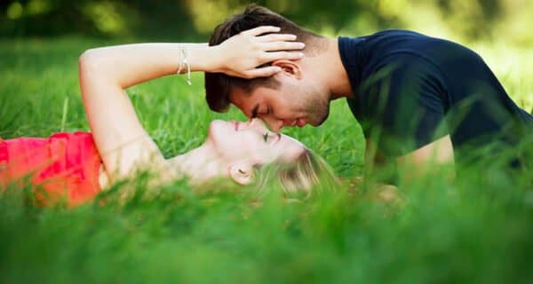 make love in a committed relationship