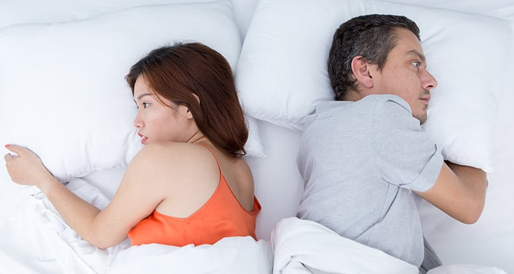 A controlling husband will take your decisions