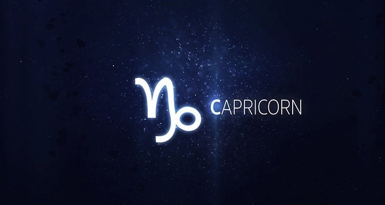 Capricorn has some anger management issues