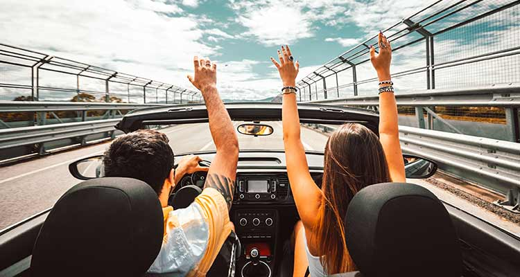 Go for a road trip