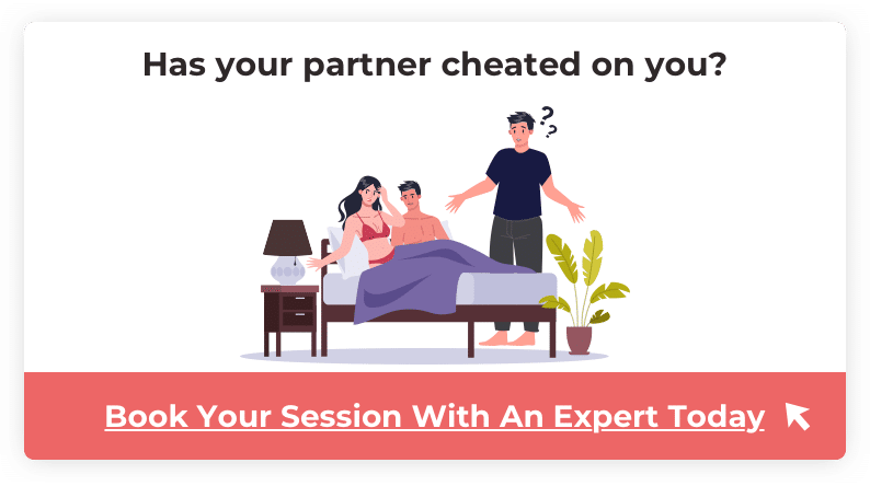 partner cheated on you