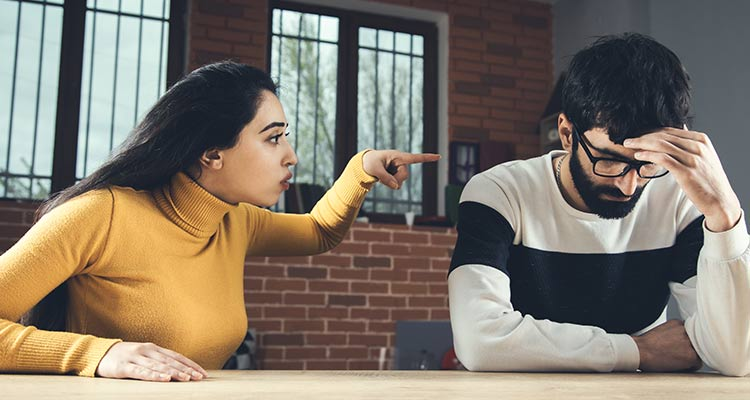 Mistake is toxic in marriage relationship