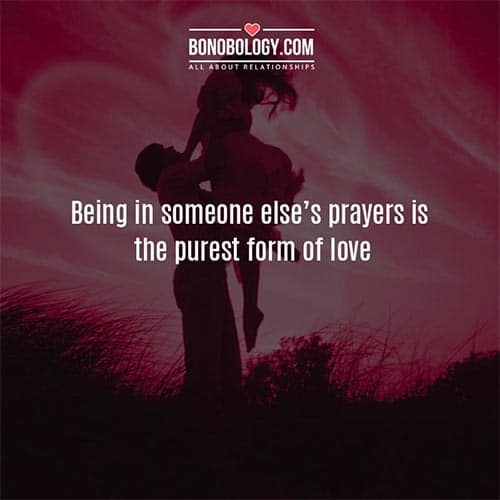 purest love quote