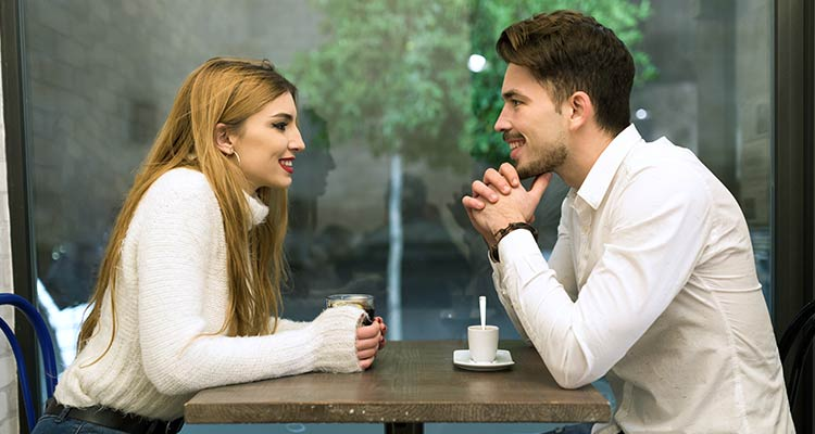 Always be open-minded on your first date