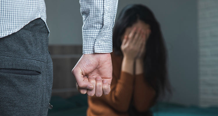 Abusive relationship affect your mood, self- respect and personality