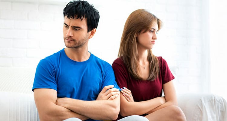 Husband Loses interest in wife