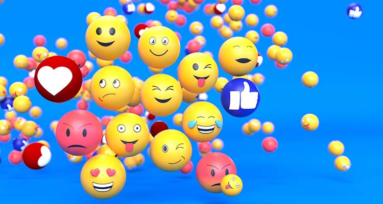 We cannot imagine life without that smiley that goes at the bottom of our text every time we press send.