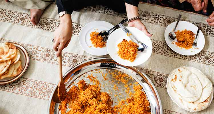 Food is important for a Kolkata girl