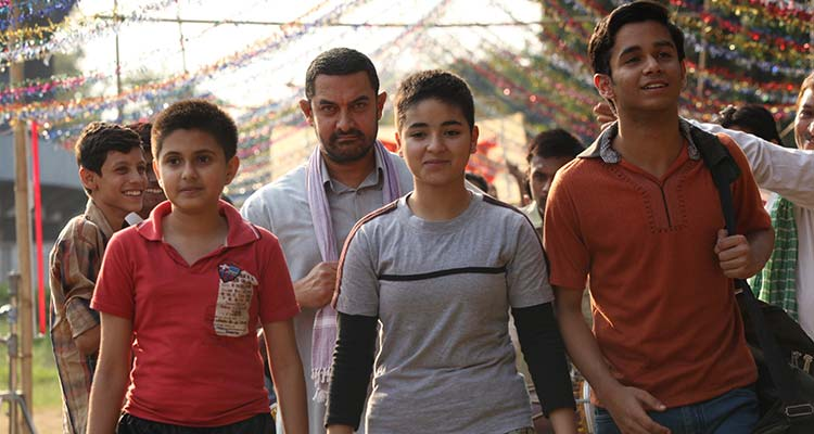 Dangal - Breaking the stereotypes of a man-woman relationship