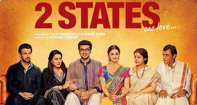 Just like Ananya and Krish in the movie Two States, Shlok and Amrita hailed from phenomenally different families