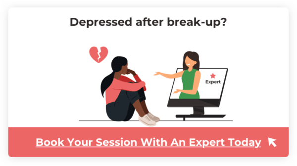 Can't concentrate at work after breakup