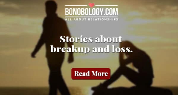 signs your relationships is over