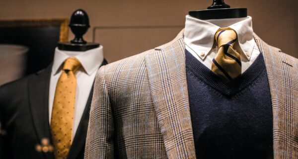 Men shopping habits for clothes