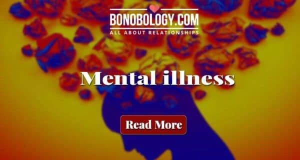 Dealing with mental illness in relationships