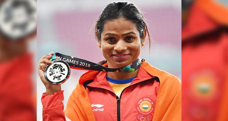 About dutee chand