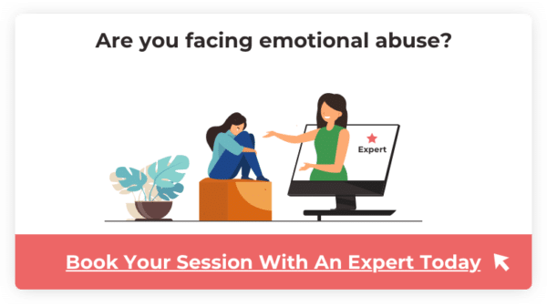 Emotional abuse because of silent treatment
