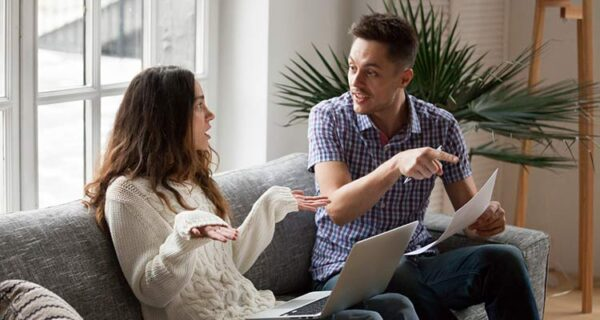 Financial Stress in Marriage