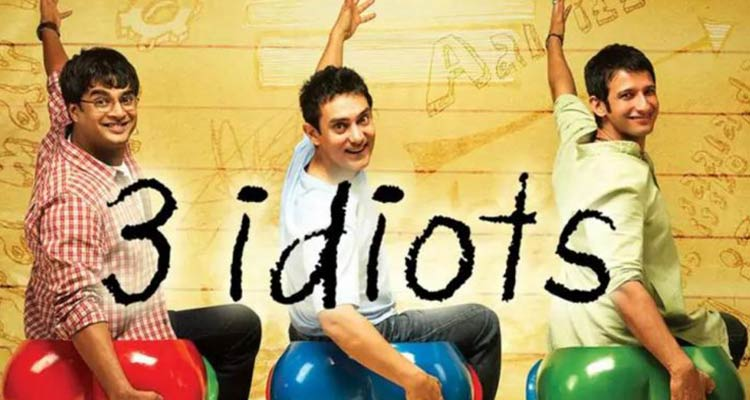 Maddy in 3 Idiots plays the more serious of the lot. Among the three idiots, he is the one with some measure of gravity.