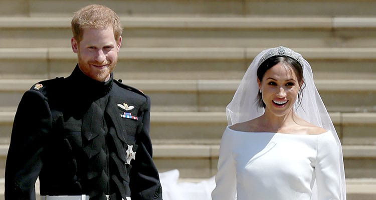 Harry seems to have finally found a partner-in-crime in Meghan