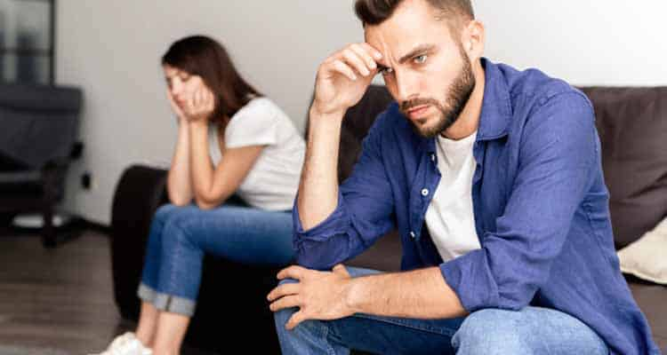 signs your husband puts his family first