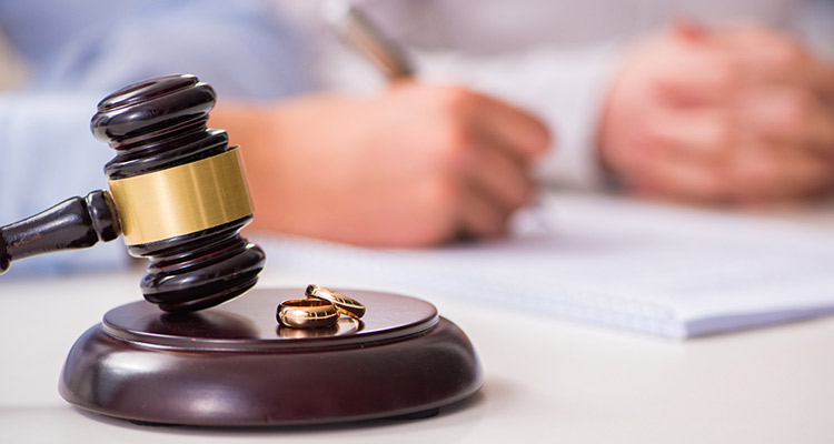 How to apply for divorce - get legal aid