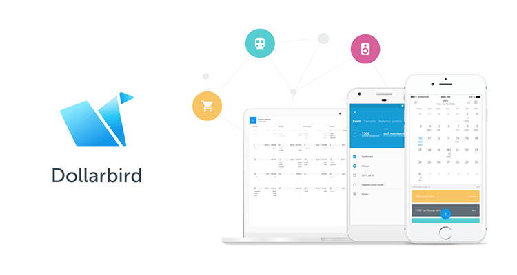 Great finance tracking app for couples - DollarBird