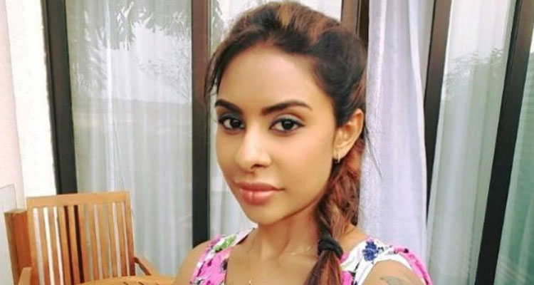 Sri Reddy isn't someone to give up easily and is determined to battle the devils of Tollywood