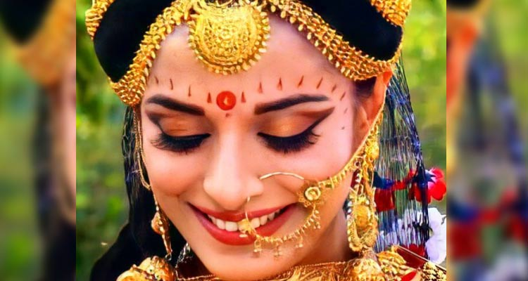 Nalayani became Draupadi in later life because of a curse by her husband
