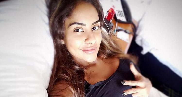 Sri Reddy is determined to battle the devils of Tollywood