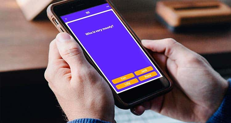 Fun texting game to play - Tell The Truth