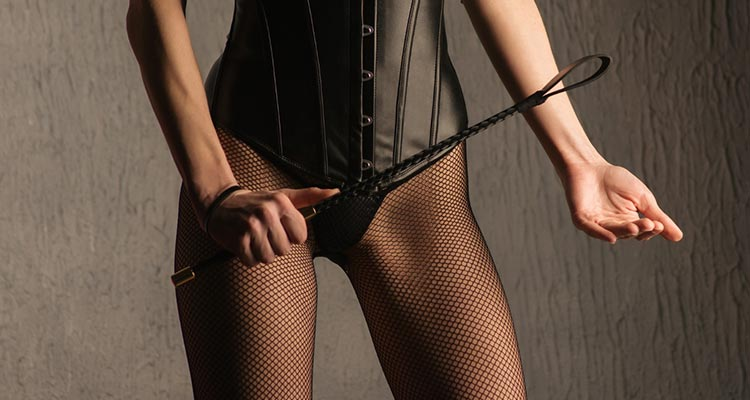 The kinds of roles in a BDSM relationship