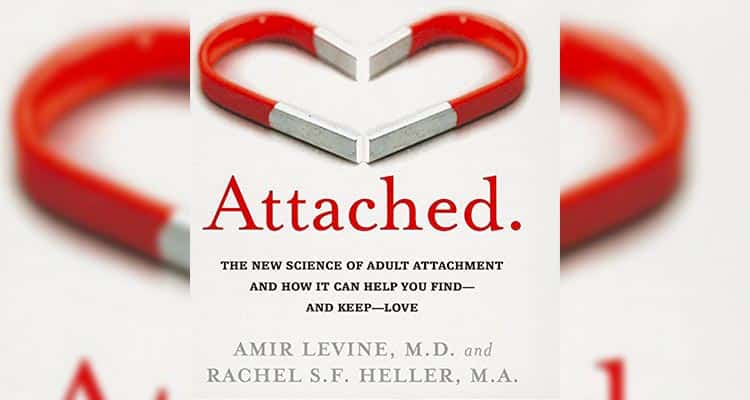 best relationship books - Attached
