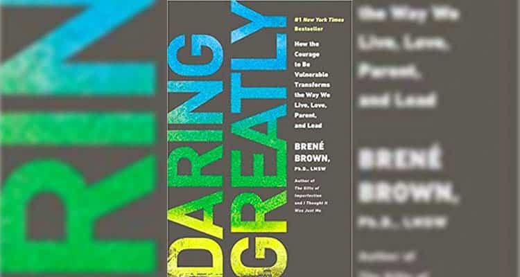 Daring Greatly - Best relationship books