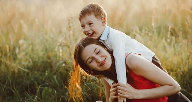 It should be more like a partnership than a child-parent relationship